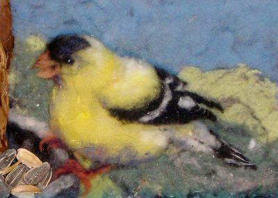 Bird Yellow Finch