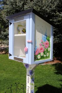 Little Free Library Karla Kriss